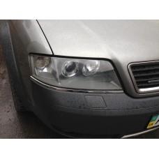 Audi A6 C6 Allroad ремонт фар