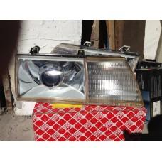 Ford taurus ремонт фар